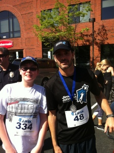 chase and Jimmie Johnson