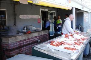 lobsteer at woodmans