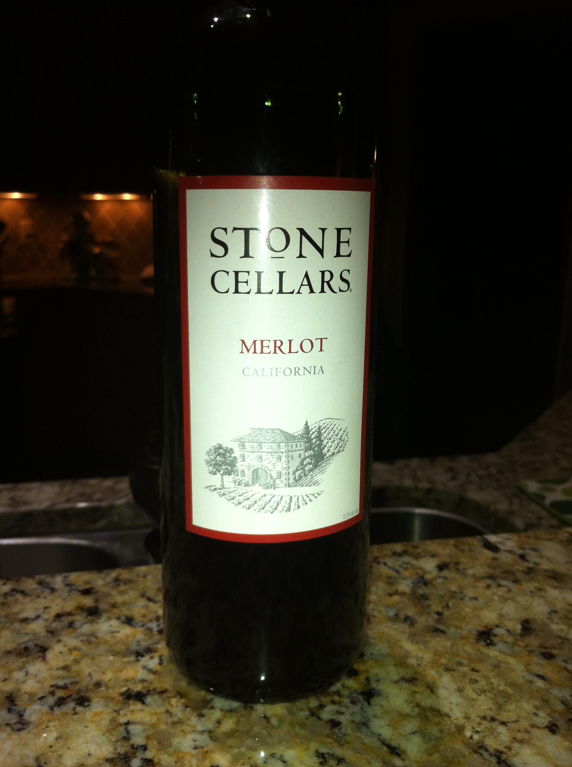 Stone cellars california merlot food wine beer travel for California wine
