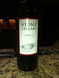 stone cellars Merlot