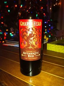 Gnarly Head Red 2012