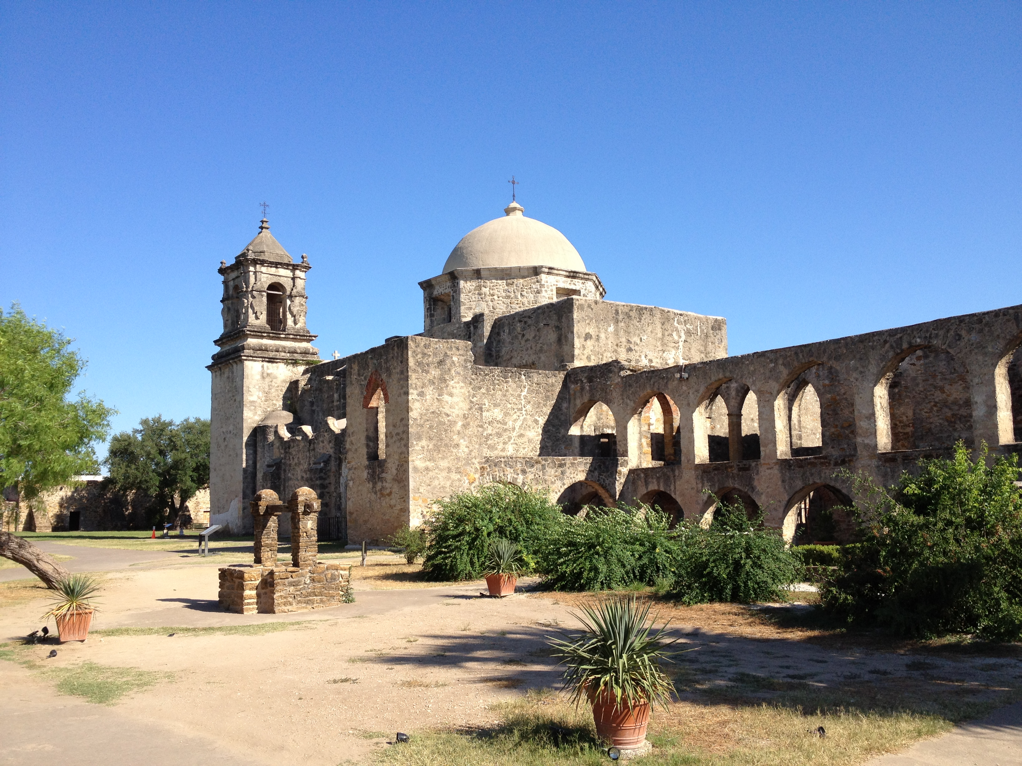 San Antonio Missions The United States Newest Unesco