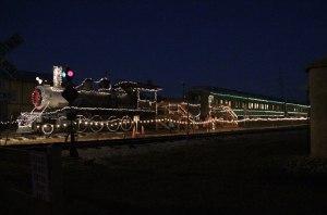 TTM-6 Christmas Train